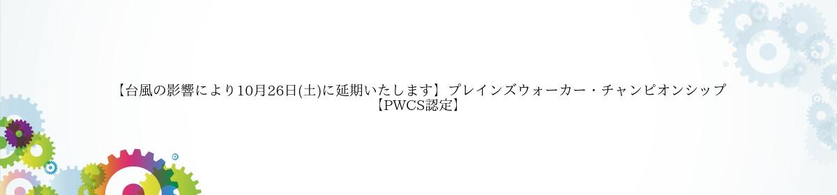 【台風の影響により10月26日(土)に延期いたします】プレインズウォーカー・チャンピオンシップ 【PWCS認定】